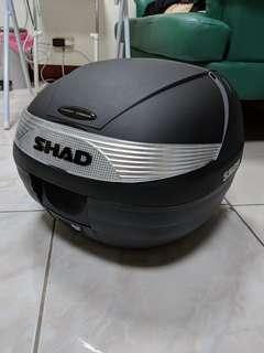 Shad sh-29 機車 後箱 漢堡箱 29公升