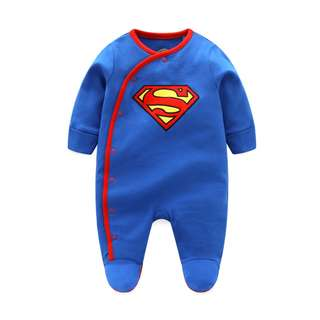 Superman Sleepsuit
