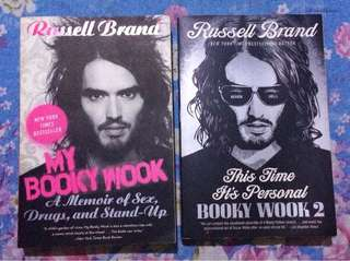 Russell Brand's Booky Wook (1&2)
