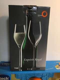 Stolzle lausitz 香檳杯