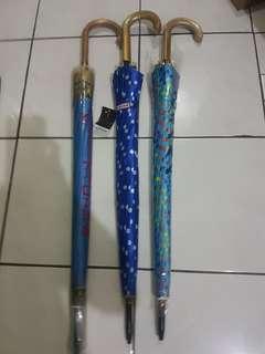 Payung tongkat payung mobil besar jumbo motif