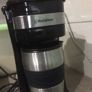 One Big Cup Coffee Maker