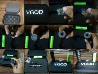 VAPE VGOD PRO MECHANICAL