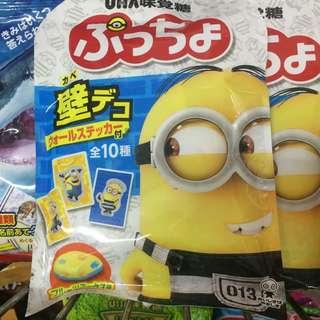 Minions 味覺糖
