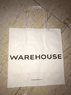 Warehouse paperbag small