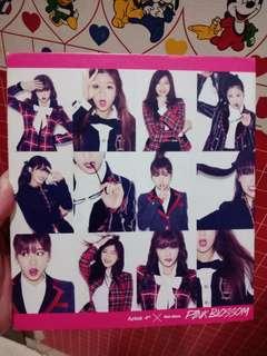 "A pink 4th mini album ""pink blossom"""