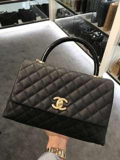Chanel Coco Handle Small