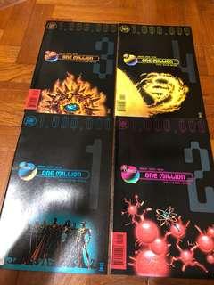 DC one million mini series 1-4