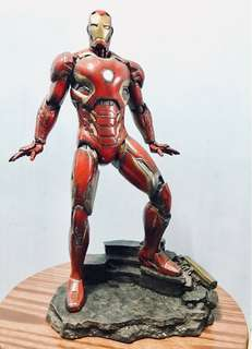 "Ironman 12""figure"