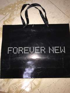 Forever new paperbag