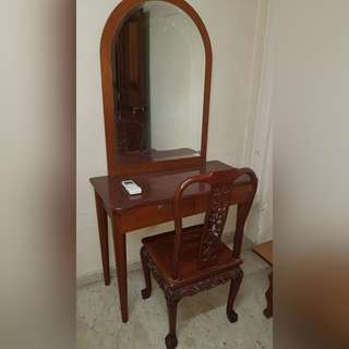 Preloved Vintage Dressing Table