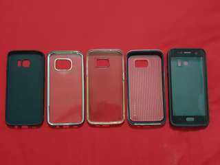 Casing Samsung S7 Edge