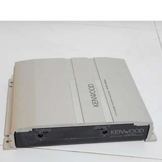 Kenwood KAC-644 Car Audio Amplifier