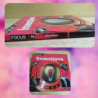 Inventions Book (preloved)
