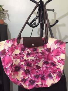 Long Champ Floral