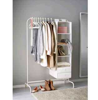 FREE POS IKEA Clothes Rack Stand
