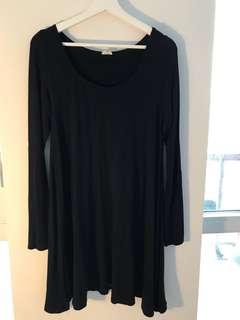 Black dress (M)