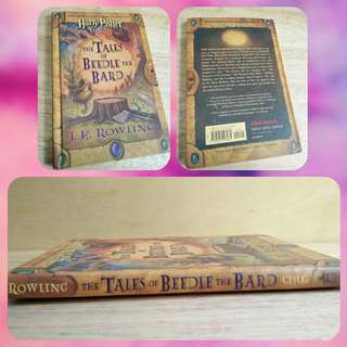 The Tales of Beedle the Bard (preloved)