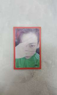 [WTT][WTS] GOT7 Eyes On You Photocard
