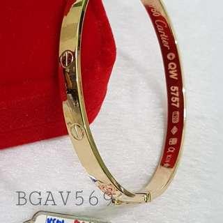 18k Saudi gold Cartier