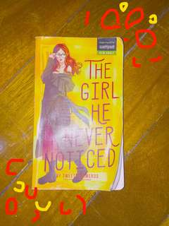 Wattpad Series : The girl he never noticed