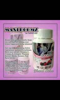 MAXI DOOMZ (Whitening & Breast Enhancer +Collagen)