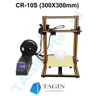 CREALITY CR-10S 3D Printer (300*300*400mm Print size)