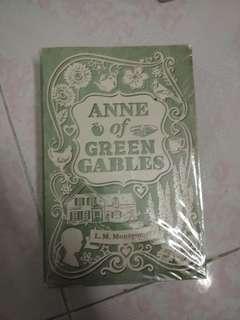 Anne of green Gables Novel