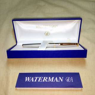 Waterman Hemisphere Fountain Pen