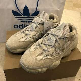 7845ce01a6ec5 Adidas Yeezy Desert Rat 500   Blush