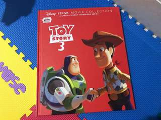 IMPORT BOOK - STORY DISNEY  TOY STORY 3