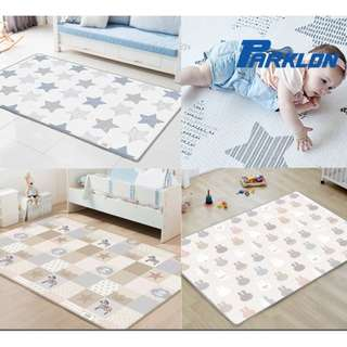 korea [parklon] Baby playmat / play mat / cushioned /  infant mattress carpet crawl