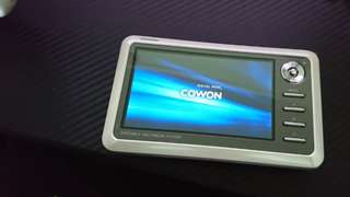 九成新 Cowon A2 media player