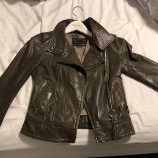 MACKAGE Aritzia Kenya Leather Jacket