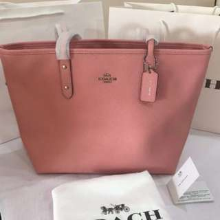 READY STOCK  coach women city tote Shoulder bag handbag