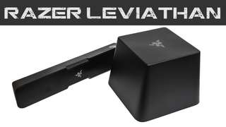 Pre owned Razer leviathan