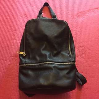 ❗️清櫃❗️Forever21 Leather Backpack
