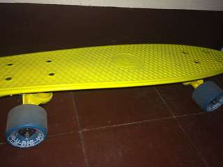 Skateboard Big H Authentic