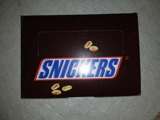 Snickers 12×20g box
