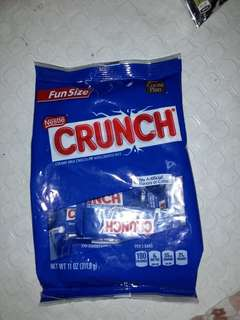 Crunch Funsize Pack