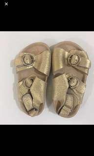 Zara sandals size 20 for girl