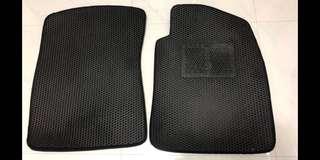Nissan Qashqai Hexagonal Comb floor mat double layered eva material car mat