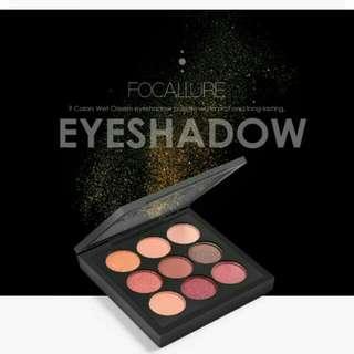 Focallure Eyeshadow 9 Colors