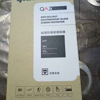 LG 6  anti blu ray shatterproof glass screen protector