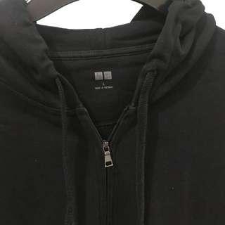 Uniqlo Breathable Hoodie/Jacket
