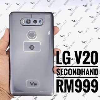 LG V20 64gb Secondhand