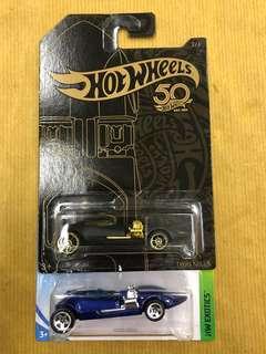 Hot Wheels 50th Twin Mill Lot