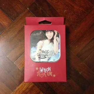 TAEYEON WIRELESS CHARGER