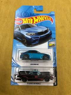 Hotwheels BMW Lot