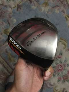 Taylormade Burner Superfast Golf Driver